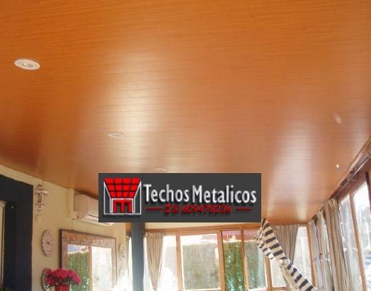 Ofertas económicas Techos Aluminio Rivas-Vaciamadrid