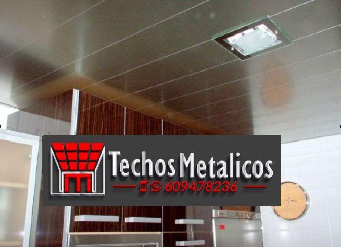 Ofertas económicas Techos Aluminio Riveira