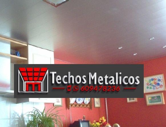 Ofertas económicas Techos Aluminio Rojales