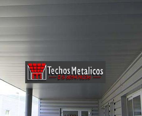 Ofertas económicas Techos Aluminio Rubí