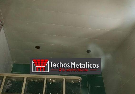 Ofertas económicas Techos Aluminio Salt
