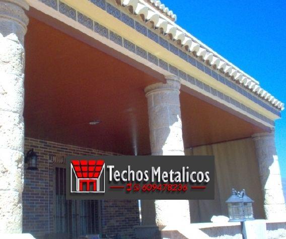 Ofertas económicas Techos Aluminio San Agustín del Guadalix