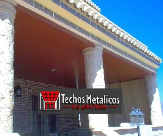 Fabricantes De Techo De Aluminio en Sevilla