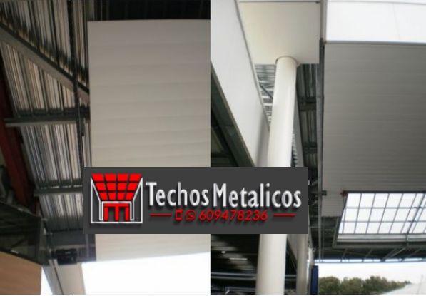 Ofertas económicas Techos Aluminio San Andrés del Rabanedo