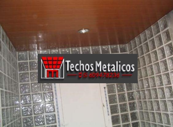 Ofertas económicas Techos Aluminio San Antonio Abad