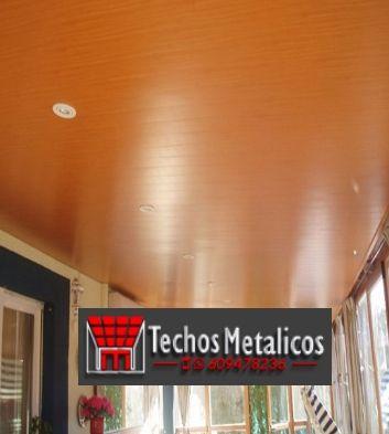Ofertas económicas Techos Aluminio San Fernando Cádiz