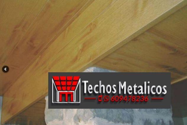 Ofertas económicas Techos Aluminio San José