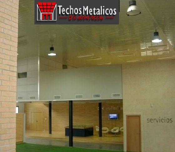 Ofertas económicas Techos Aluminio San Martín de la Vega