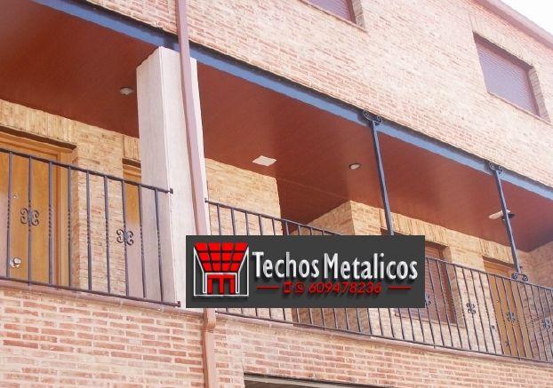 Ofertas económicas Techos Aluminio San Martín del Rey Aurelio