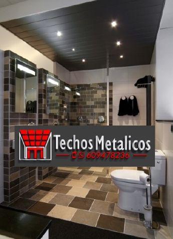 Ofertas económicas Techos Aluminio San Miguel de Abona