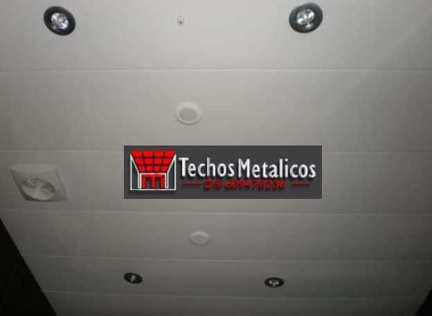 Ofertas económicas Techos Aluminio Sant Andreu de la Barca