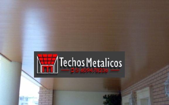 Ofertas económicas Techos Aluminio Sant Feliu Guíxols