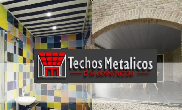 Ofertas económicas Techos Aluminio Sant Feliú de Llobregat
