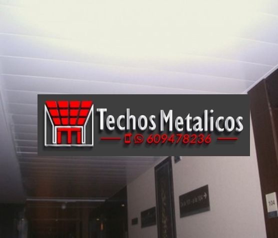 Ofertas económicas Techos Aluminio Sant Just Desvern