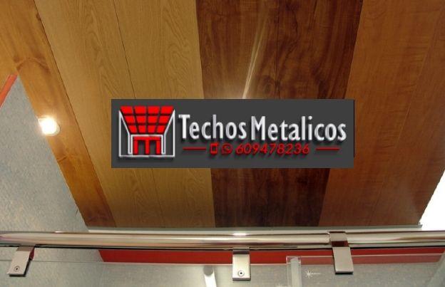 Ofertas económicas Techos Aluminio Santa Coloma de Gramanet