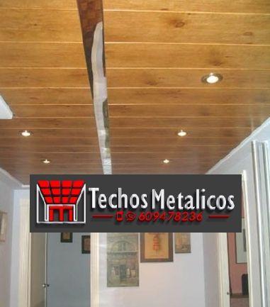Ofertas económicas Techos Aluminio Santa Pola