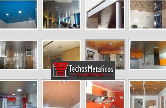 Ofertas económicas Techos Aluminio Santomera