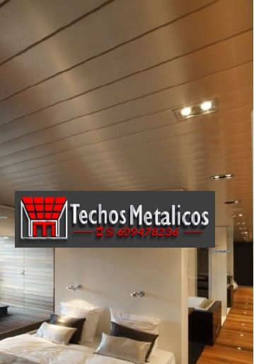 Ofertas económicas Techos Aluminio Silla