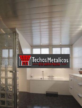 Ofertas económicas Techos Aluminio Soria