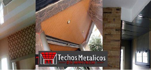 Ofertas económicas Techos Aluminio Tarifa