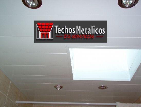 Ofertas económicas Techos Aluminio Tarrasa