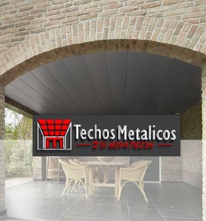 Ofertas económicas Techos Aluminio Telde