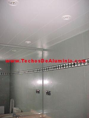 Ofertas económicas Techos Aluminio Tolosa
