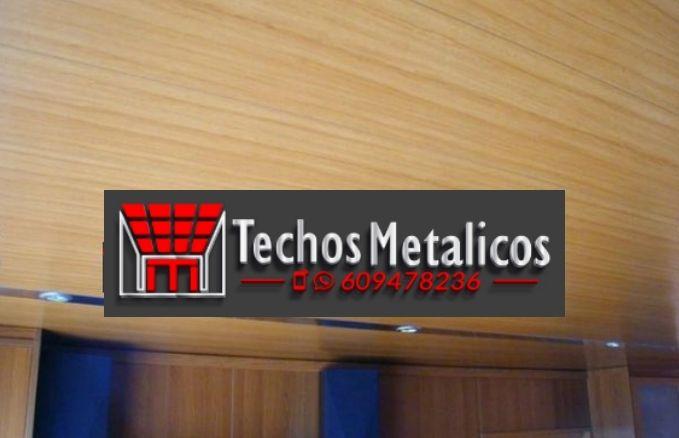 Ofertas económicas Techos Aluminio Tomelloso