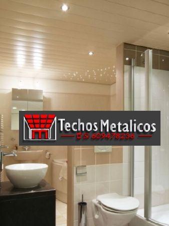 Ofertas económicas Techos Aluminio Tomiño