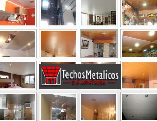 Ofertas económicas Techos Aluminio Tordera