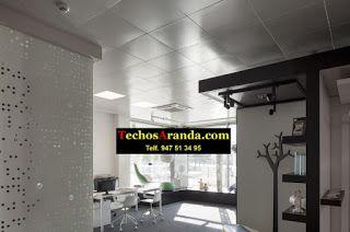 Ofertas económicas Techos Aluminio Tortosa