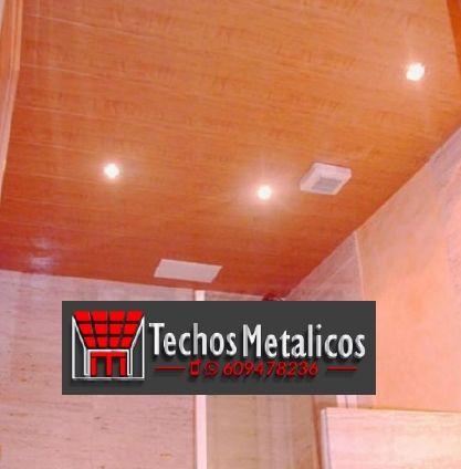 Ofertas económicas Techos Aluminio Totana