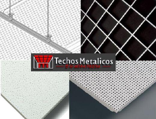 Ofertas económicas Techos Aluminio Tuy