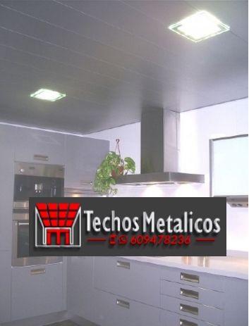 Ofertas económicas Techos Aluminio Vall d'Uixó