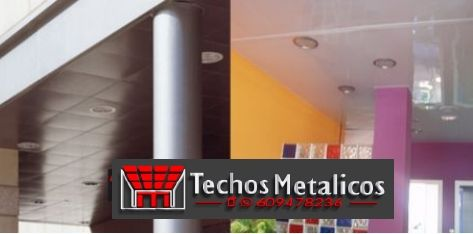 Ofertas económicas Techos Aluminio Valladolid