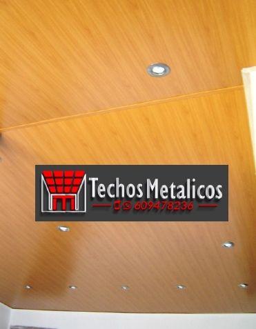 Ofertas económicas Techos Aluminio Vélez-Málaga
