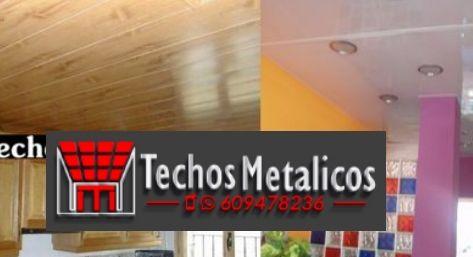 Ofertas económicas Techos Aluminio Vic