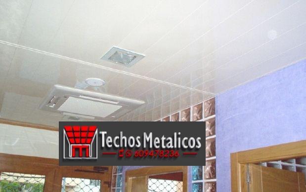 Fabricantes De Techo De Aluminio en Bilbao