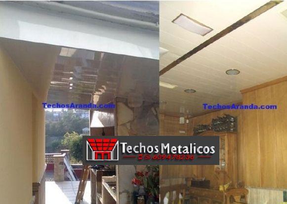 Ofertas económicas Techos Aluminio Villajoyosa
