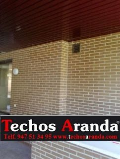 Ofertas económicas Techos Aluminio Villalba