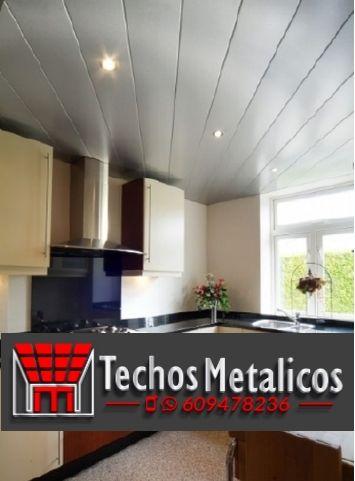 Ofertas económicas Techos Aluminio Villalbilla