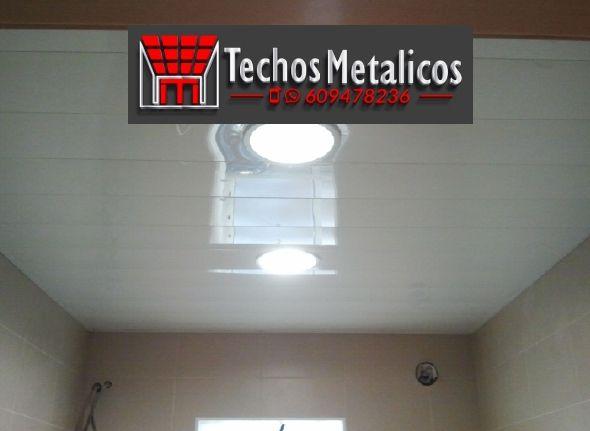 Ofertas económicas Techos Aluminio Villaquilambre