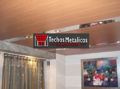 Ofertas económicas Techos Aluminio Villena