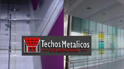 Ofertas económicas Techos Aluminio Xàtiva