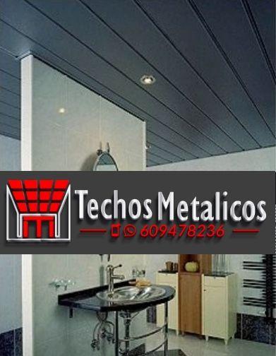 Ofertas económicas Techos Aluminio Xirivella