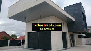 Ofertas económicas Techos Aluminio Yaiza