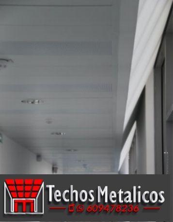 Ofertas económicas Techos Aluminio Yecla