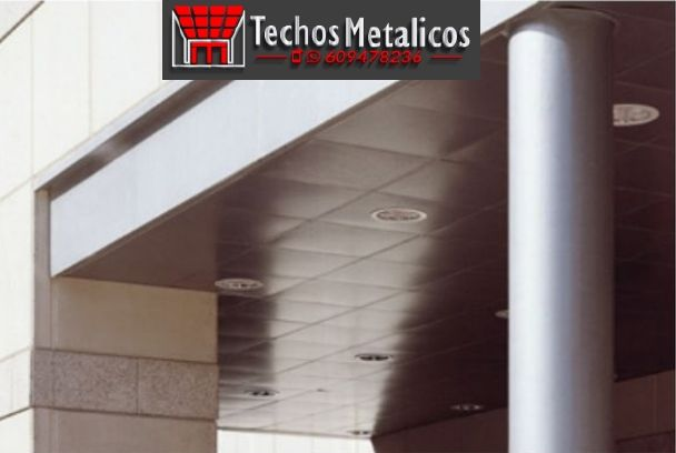 Ofertas económicas Techos Aluminio Zaragoza