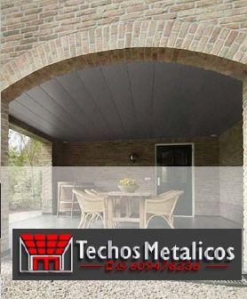 Ofertas empresa techos aluminio