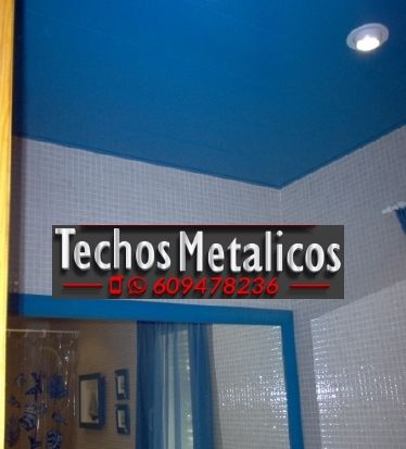 Pagina web de Ofertas Techos Aluminio